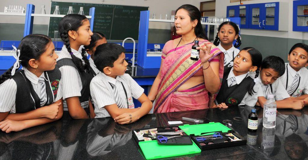 Janani Vidya Mandira- The International School - ACADEMICS 3bs